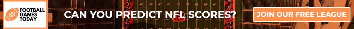 NFL game predictor